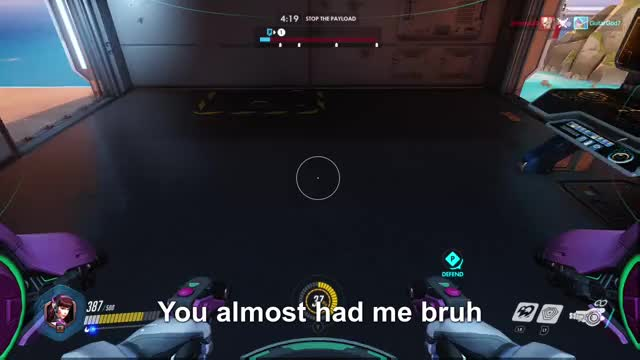 Watch You almost had me bruh GIF by Gamer DVR (@xboxdvr) on Gfycat. Discover more DJ DANZO 2K7, OverwatchOriginsEdition, xbox, xbox dvr, xbox one GIFs on Gfycat