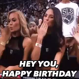 Watch and share Happy Birthday GIFs and Happy Bday GIFs on Gfycat