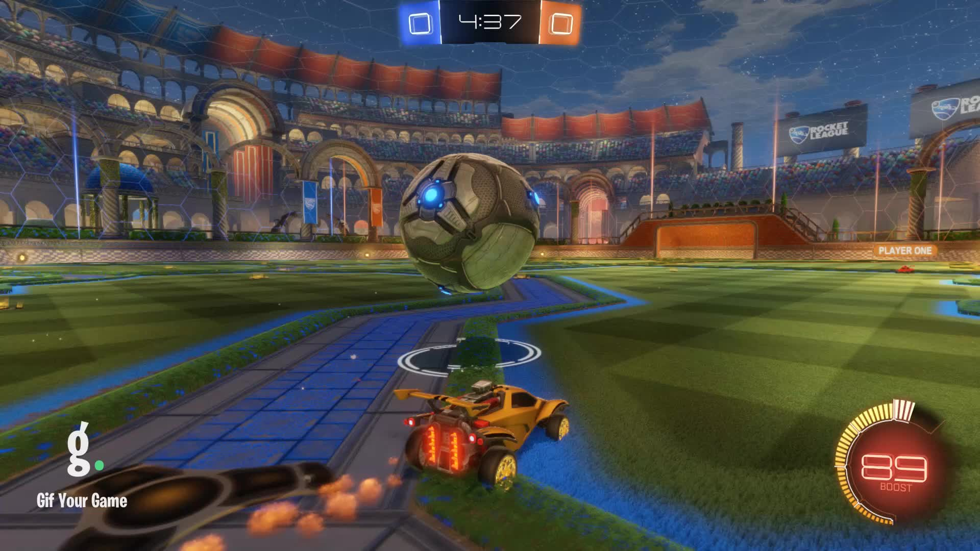 Gif Your Game, GifYourGame, Goal, Rocket League, RocketLeague, datboi, Goal 1: datboi GIFs