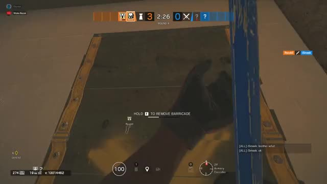 Watch and share Rainbow6 GIFs and Siege GIFs by Dexnos on Gfycat