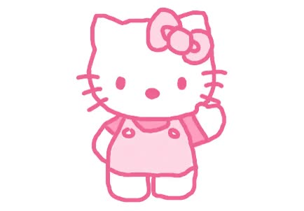 Watch and share Hello Kitty GIFs on Gfycat