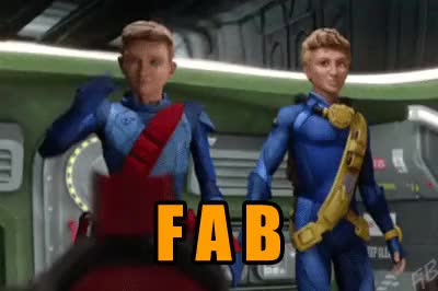 Watch and share Thunderbirds Are Go GIFs and Thunderbirds 2015 GIFs on Gfycat