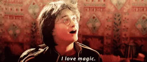 Watch magical GIF on Gfycat. Discover more daniel radcliffe GIFs on Gfycat