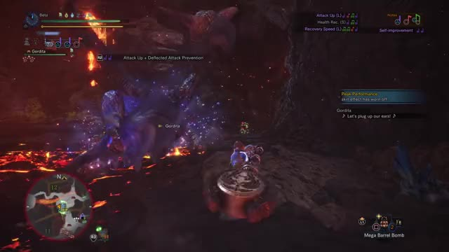 Watch and share Hunting Horn Regen Build GIFs on Gfycat