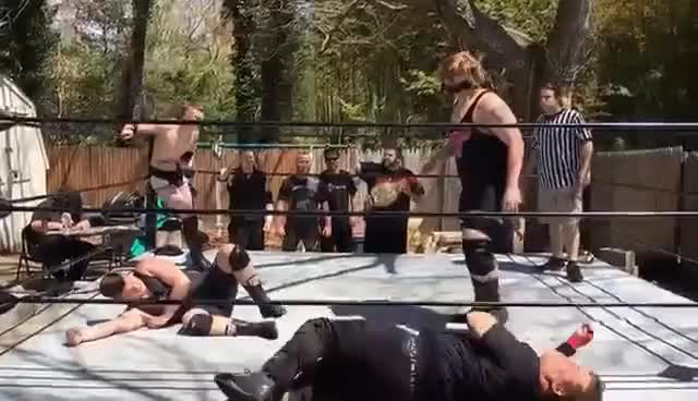 Watch GTS WRESTLING CHAMPIONSHIP CHALLENGE GONE WRONG! BRAND VS BRAND 4 MATCH PPV EVENT! GIF on Gfycat. Discover more related GIFs on Gfycat