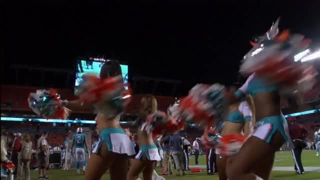 Watch and share Nfl GIFs by NFL Cheerleaders on Gfycat