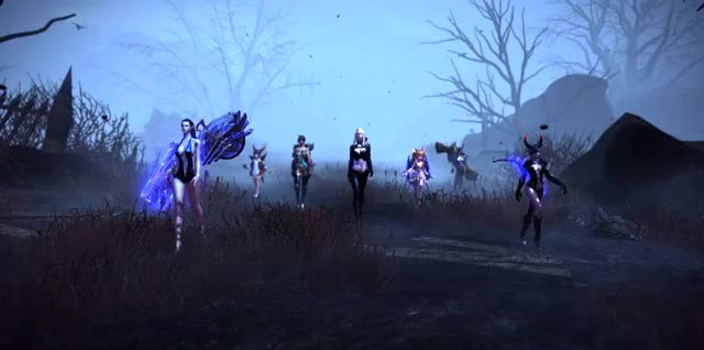 Watch and share Tera Characters GIFs on Gfycat