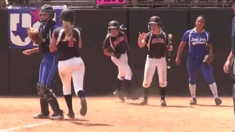 Watch this softball GIF on Gfycat. Discover more softball, sports GIFs on Gfycat