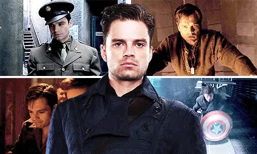 Watch and share Bucky Barnes GIFs and Cutout Gifs GIFs on Gfycat