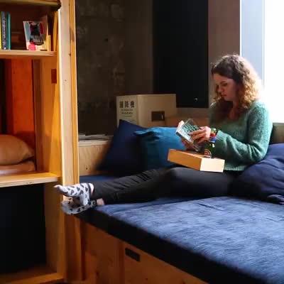 Khách sạn sách ở Nhật Bản  Chốn thiên đường cho những người thích đọc