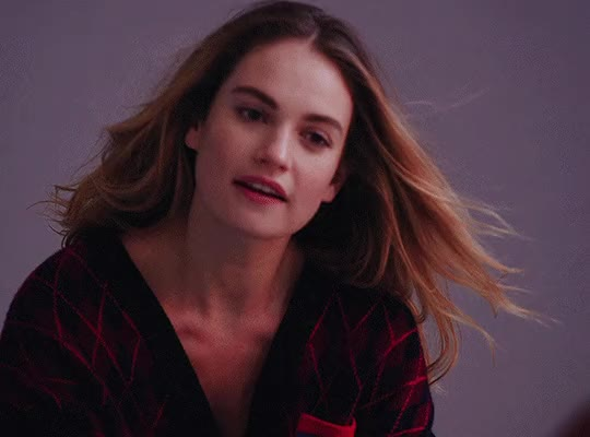 Watch this lily james GIF on Gfycat. Discover more celebs, lily james, model GIFs on Gfycat