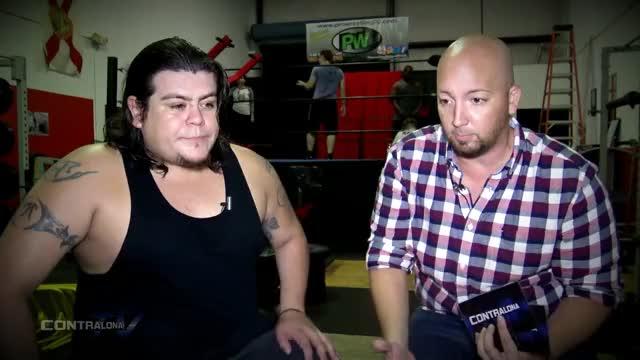 Watch  Ricardo Rodríguez GIF by Blaze Inferno (@metaknightxprophets) on Gfycat. Discover more Contralona, ContralonaPR, ContralonaTV, Libre, Lucha, Pro-Wrestling, Puerto, Ricardo Rodríguez, Rico, WWE GIFs on Gfycat