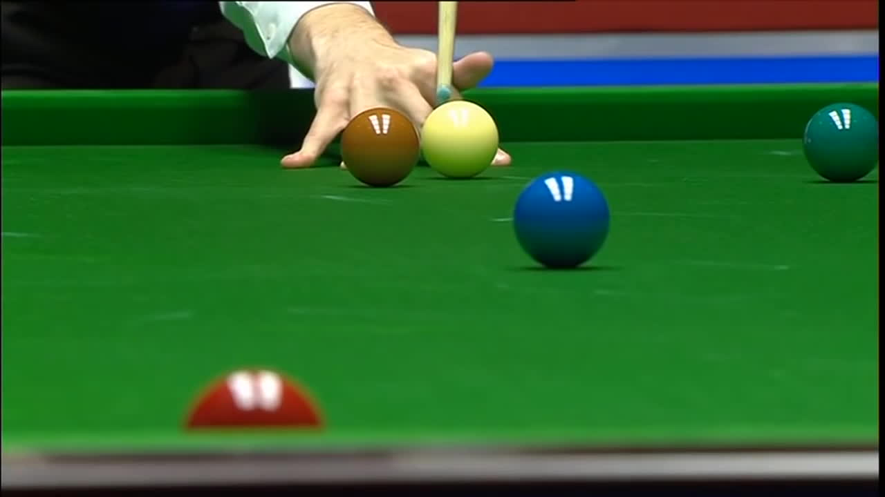 billiard, snooker, sports, SURPRISING TURN ! VERY WEIRD DECIDER in Snooker GIFs
