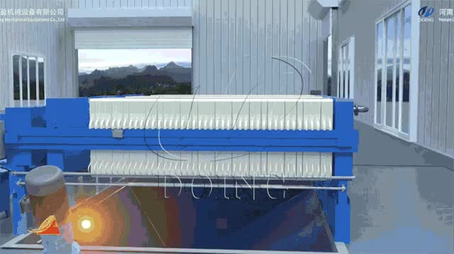 Watch and share Plate Filter Press Machine Manufacturer Supply Cassava Extraction Machine GIFs by Cassava Processing Machine on Gfycat