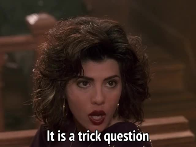 Watch and share Marisa Tomei GIFs and Question GIFs by MikeyMo on Gfycat
