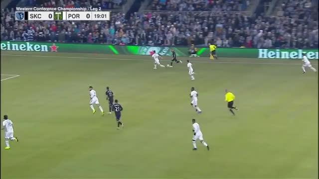 Watch and share 1st SKC Goal Portland V SKC 29nov2018 GIFs by C.I. DeMann on Gfycat