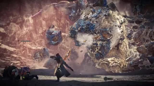 Watch and share Iceborne 4 GIFs on Gfycat