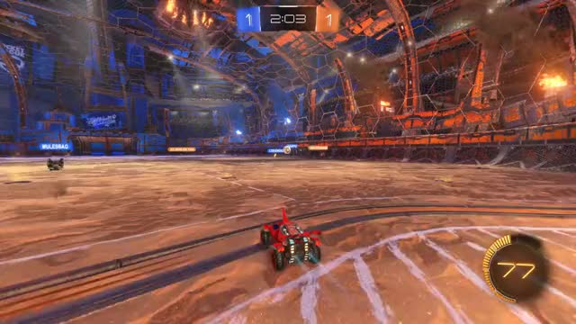 Watch Goal 3: Akai GIF by Gif Your Game (@gifyourgame) on Gfycat. Discover more Akai, Gif Your Game, GifYourGame, Rocket League, RocketLeague GIFs on Gfycat