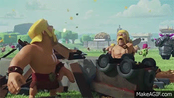 Clash Of Clans Animated GIF GIFs