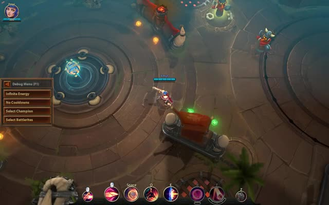 Watch and share Battlerite GIFs by Emyr on Gfycat