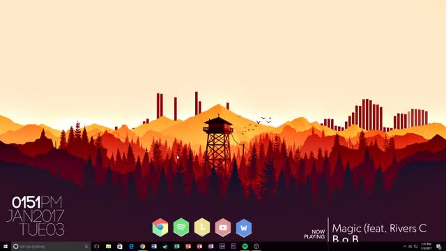 Watch and share Rainmeter GIFs by leafypelt on Gfycat