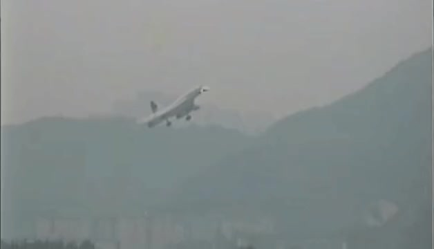 Watch Concorde at Kai tak GIF on Gfycat. Discover more Concorde, Kai Tak, aviation GIFs on Gfycat