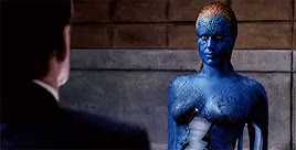 Watch and share Mystique GIFs on Gfycat