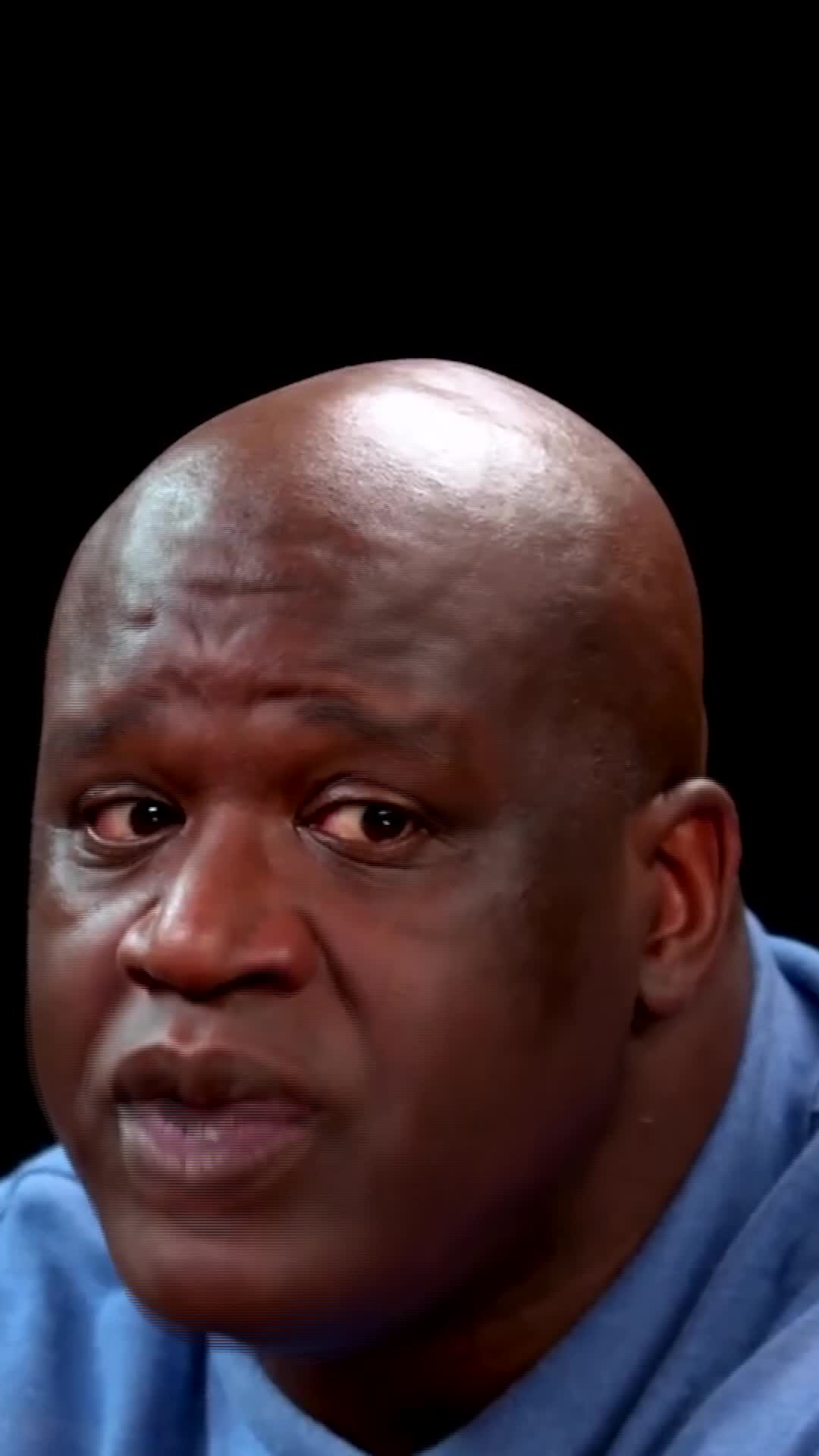 oh, ooo, shaq, shaquille o'neal, suprising, surprise, surprised, surprised shaq, woah, Surprised Shaq GIFs