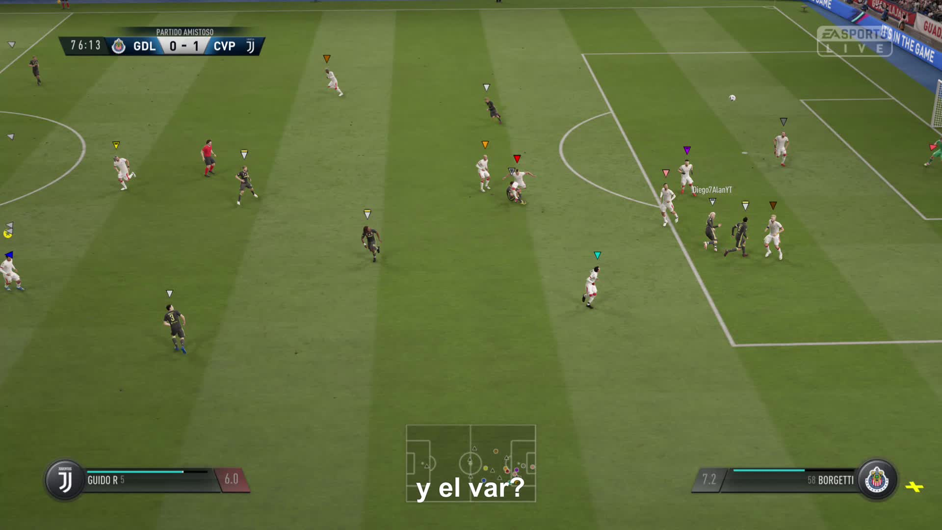 FIFA19, HGS ZorRiTo9, gamer dvr, xbox, xbox one, roja GIFs