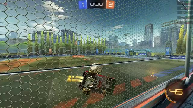 Watch and share Rocket League (32-bit, DX9, Cooked) 2019-08-18 18-32-55 Trim GIFs on Gfycat