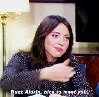 Watch uploaded by とらさん on GIFMAGAZINE GIF on Gfycat. Discover more aubrey plaza GIFs on Gfycat