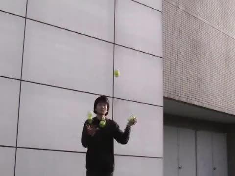 juggling, Mura345 4ball juggling GIFs