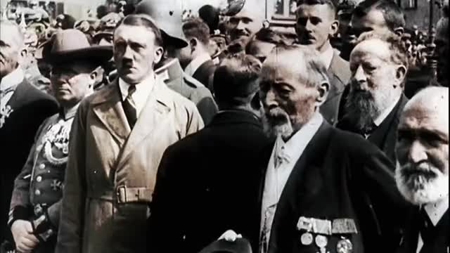 Watch and share National Socialist GIFs and Adolf Hitler GIFs on Gfycat