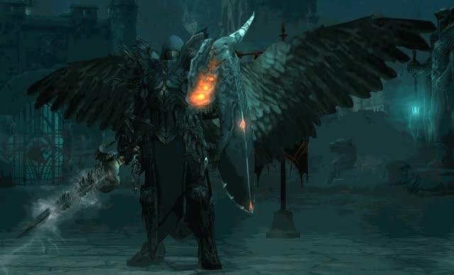 Crusader Build Diablo  Thorn
