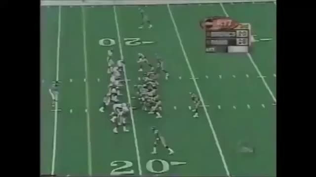 Watch and share  Az-Zahir Hakim Scores A Long Touchdown With Torry Holt Simultaneously Running Alongside Him GIFs on Gfycat