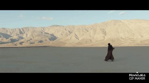 foreveralone, movies, naturegifs, Last Days in the Desert Trailer GIFs
