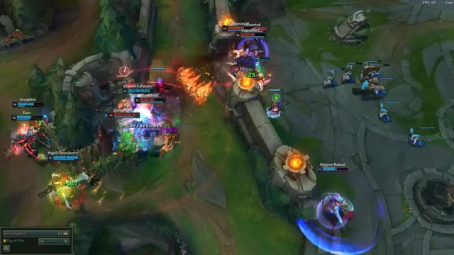 Watch Alistar the Astronaut GIF on Gfycat. Discover more David A, Gaming, alistar, azir, bug, funny, highlight, knockup, league of legends GIFs on Gfycat