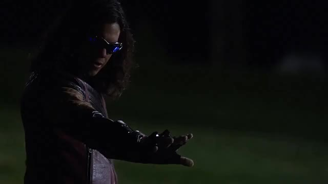 Watch Savitar Is Interrupted By Team Flash - The Flash 3x23 GIF on Gfycat. Discover more related GIFs on Gfycat