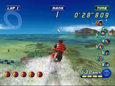 gaminggifs, Wave Race Blue Storm - Dolphin Park GIFs