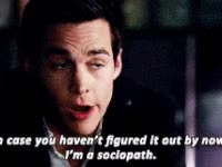 Watch and share Christopher Wood, Chris Wood, Tvd, Crazy GIFs on Gfycat
