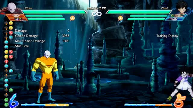 Watch and share Dbfz GIFs by wowojpg on Gfycat