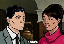 Watch and share Sterling Archer GIFs and Sterling X Lana GIFs on Gfycat