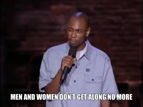Watch and share Stand Up Comedy GIFs and Dave Chappelle GIFs by Media Paradise 📺 on Gfycat