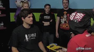 Watch Hey, Anthony. You okay there pal? but for real, I Love how A GIF on Gfycat. Discover more AnthonyPadilla, ianthony, stare GIFs on Gfycat