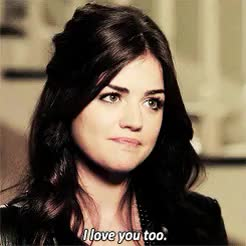 Watch Pretty Little Liars Fan GIF on Gfycat. Discover more ABC Family, ABC Family PLL, Aria Montgomery, Aria Montgomery Gif, Aria Montgomery Quoes, Lucy Hale, Lucy Hale Gif, PLL, PLL Cast, PLL Gif, PLL Girls, PLL Quotes, Pretty Little Liars, Pretty Little Liars Gif, Pretty Little Liars Quotes, Sparia, Spencer Hastings, Spencer Hastings Gif, Spencer Hastings Quotes, Troian Bellisario, Troian Bellisario Gif GIFs on Gfycat