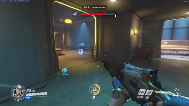 Watch and share Kiroshima GIFs and Overwatch GIFs by Kiroshima on Gfycat