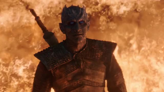 Watch and share Game Of Thrones GIFs and Night King GIFs on Gfycat