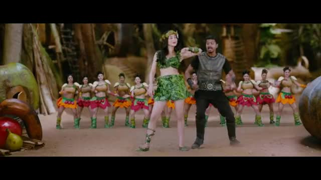 Watch and share Puli Official Songs GIFs on Gfycat