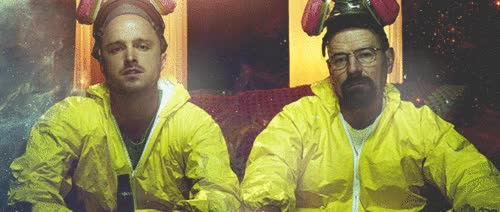 Watch and share Bryan Cranston GIFs and Aaron Paul GIFs on Gfycat
