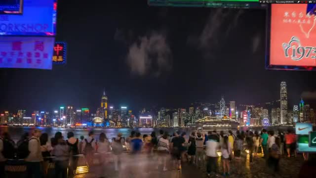 Watch HongKong's Mongkok Street GIF by Raine Riverwind (@no4delirious) on Gfycat. Discover more related GIFs on Gfycat